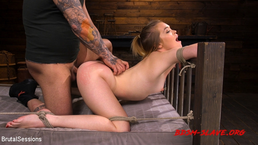 Hard sex bdsm - Rare Videos Actress - Derrick Pierce, Katie Kush (RealSessions) [HD/2020]