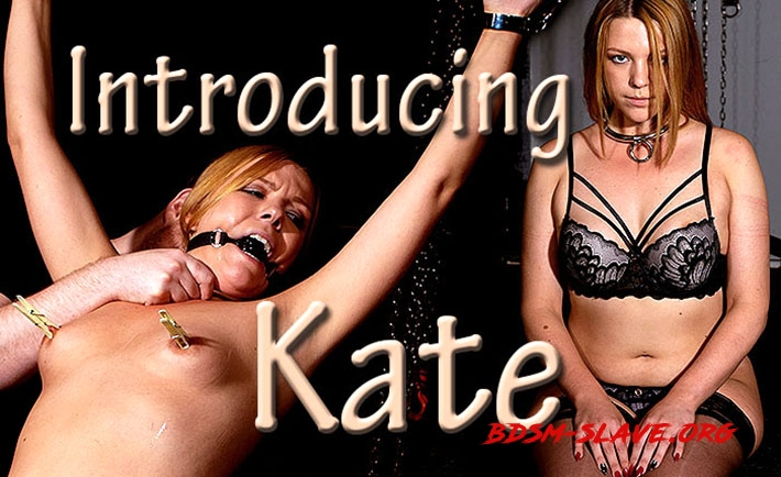 Introducing Kate Actress - Slave Kate (Shadow Slaves) [FullHD/2020]