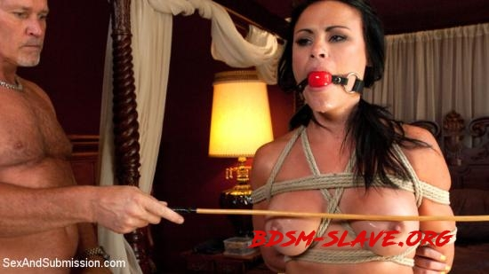 BDSM Hard Whipping - a Strong, Healthy Member Actress - Mark Davis, Ashli Ames (SexAndSubmission) [HD/2020]