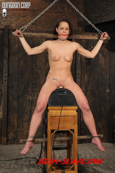 Whipped on the Sybian Actress - Sadie Dawson (Strict Restraint) [HD/2020]