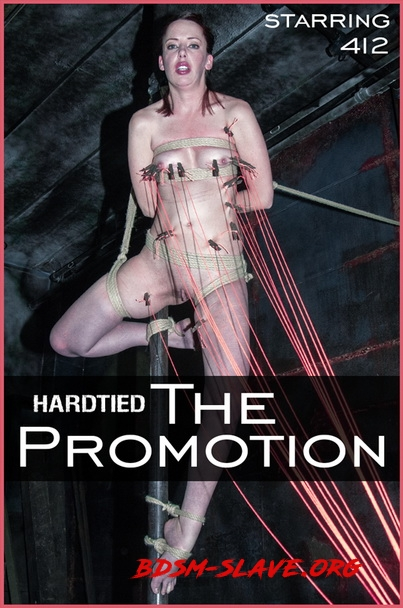 Hard Fucked in the Pussy BDSM Actress - The Promotion (Hardtied) [HD/2020]