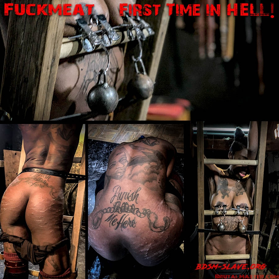 Fuckmeat – First Time In HELL (BrutalMaster) [FullHD/2020]