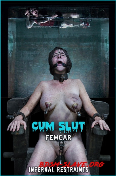CUM SLUT Actress - Femcar (InfernalRestraints) [SD/2020]