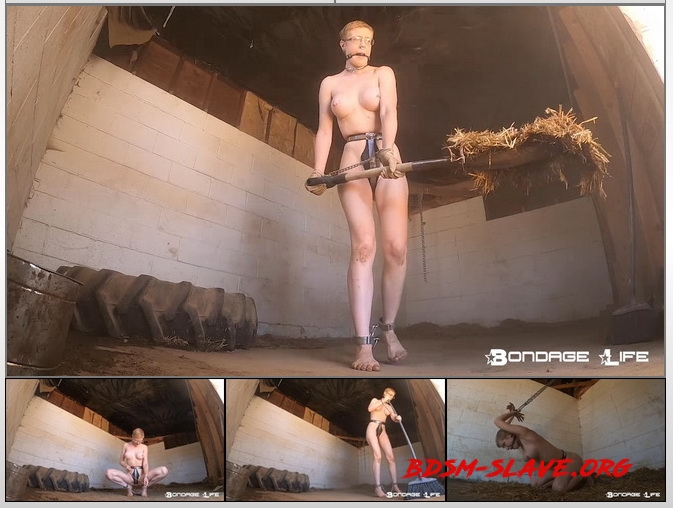 Barn Chores Actress - Rachel Greyhound (Bondage Life) [HD/2020]