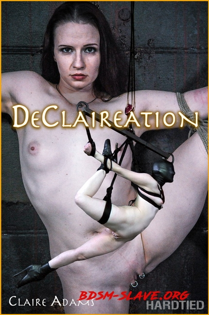 DeClaireation Actress - Claire Adams (Hardtied) [HD/2020]