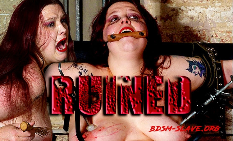 Slavegirl Emma Actress - Ruined (Shadow Slaves) [FullHD/2020]