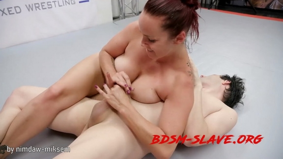 BDSM Actress - Bella Rossi, Marcelo (Evolved Fights) [FullHD/2020]