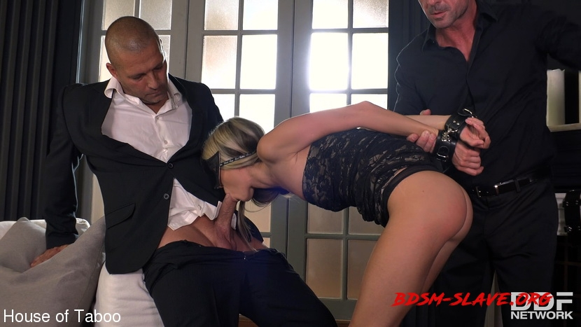 BDSM Actress - Gina, David Perry, Thomas Stone (DDFNetwork) [FullHD/2020]