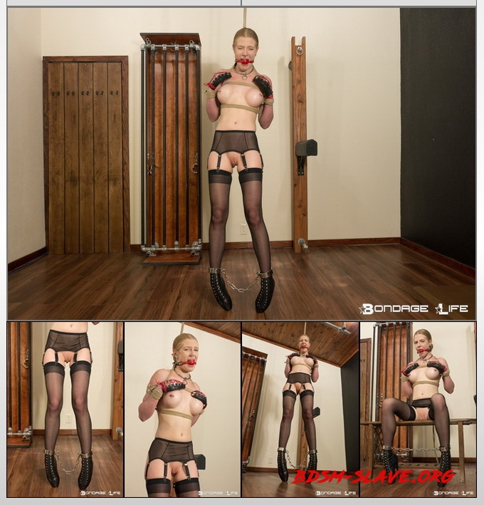 Ballet Boot Training Actress - Rachel Greyhound (Bondage Life) [HD/2020]