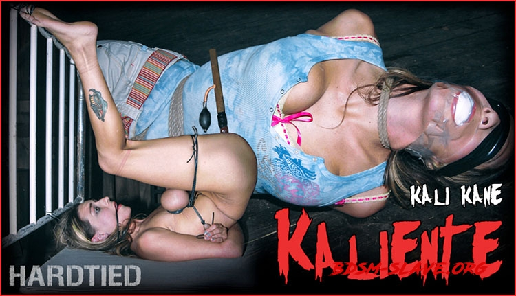 Kaliente Actress - Kali Kane (Hardtied) [HD/2020]