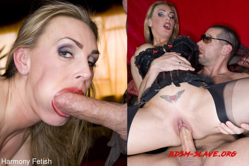 BDSM Actress - Tanya Tate, Andy Mann, Jay Snakes (HarmonyFetish) [FullHD/2020]