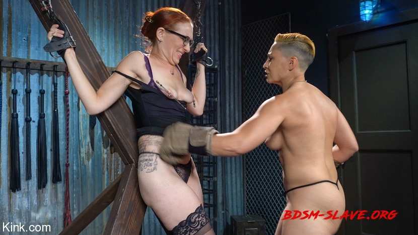 BDSM Actress - Fox Acecaria, Davey Faye (Kink) [FullHD/2020]