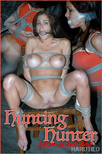 Hurting Hunter Actress - Hunter (Hardtied) [SD/2020]
