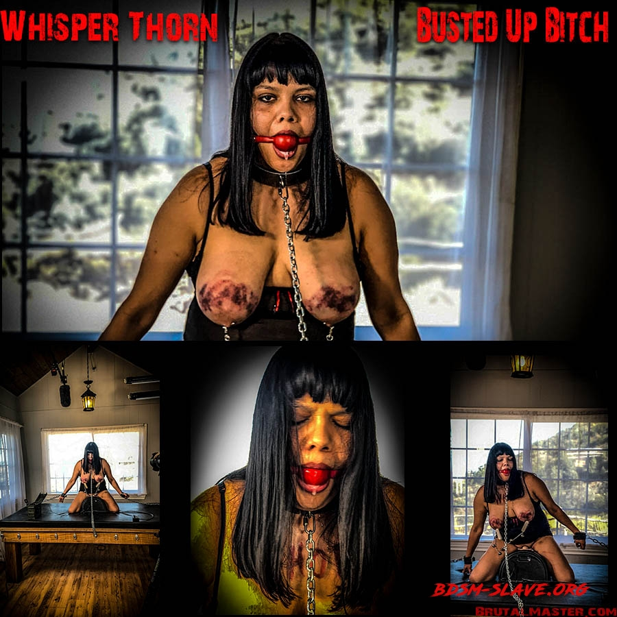 Whisper Thorn Busted Up Bitch (BrutalMaster) [FullHD/2020]