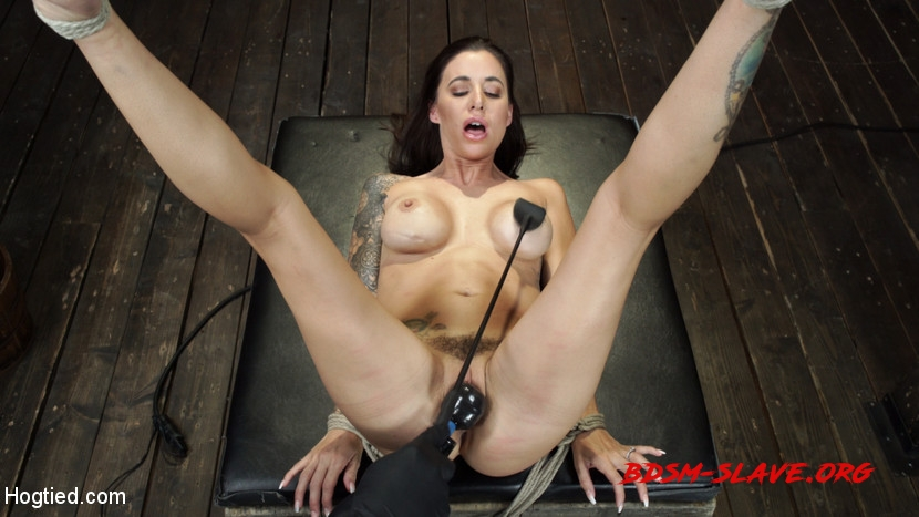 BDSM Actress - Gia DiMarco (Hogtied) [HD/2020]